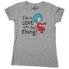 Universal Adult Shirt - Seuss Landing - I'm in Love with That Thing
