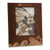 Disney Picture Frame - Cruise Line - 5 X 7 Wood Frame