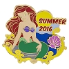 Disney Summer Pin - Summer 2016 - Ariel