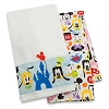 Disney Kitchen Towel Set - Colorful Mickey and Pals Cuties