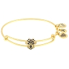 Disney Alex & Ani Charm Bracelet - Minnie Mouse Slider Bangle - Gold