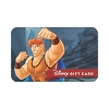 Disney Collectible Gift Card - Hercules Zero to Hero
