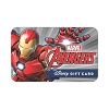 Disney Collectible Gift Card - Marvel - Avengers - Iron Man