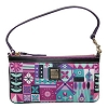 Disney Dooney & Bourke Bag - it's a small world - Wristlet