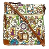 Disney Dooney & Bourke Bag - Beauty and the Beast - Letter Carrier