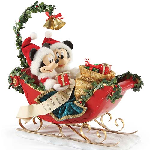Your wdw store disney department christmas sleigh
