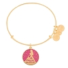 Disney Alex and Ani Charm Bracelet - Aurora Awaken Your Heart - Gold