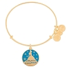 Disney Alex and Ani Charm Bracelet - Cinderella Believe - Gold
