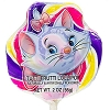 Disney Goofy Candy Co. - Aristocats Marie Tutti Frutti Lollipop - 2 oz