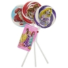 Disney Candy Co. - Princesses Ariel, Belle, Rapunzel 3 Pack Lollipops