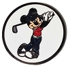 Disney Golf Ball Marker Clip with Marker LBV Mickey Mouse Yardage Coin