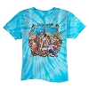 Disney CHILD Shirt - Splash Mountain Characters - Tie Dye