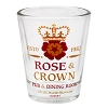 Disney World Shot Glass - EPCOT - Rose & Crown Pub