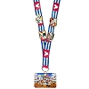 Disney Pin Lanyard Starter Set - Mickey & Pals Disney Cruise Line