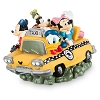 Disney Coin Bank - Mickey & Friends Taxi