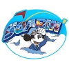 Disney Magnet - Soarin Pilot Mickey Mouse