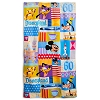 Disney Beach Towel - Disneyland 60th Anniversary Diamond Celebration