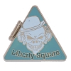 Disney Surprise Pin - 2015 Series - Liberty Square Hatbox Ghost