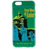 Disney iPhone 6 Case - Star Wars Endor x Haunted Mansion Poster