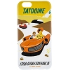 Disney iPhone 6 Case - Star Wars x Autopia Poster Tatooine Podracer