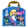 Disney Animator Doll Set - Alice in Wonderland and Friends - 5''