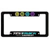 Disney License Plate Frame - Test Track