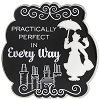 Disney Pin - Mary Poppins Practically Perfect in Every Way