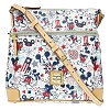 Disney Dooney & Bourke Bag - Americana Mickey Mouse - Crossbody