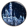 Disney Dessert Plate - Disneyland 60th Diamond Anniversary