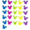 Disney Magnet - Mickey Icon Alphabet Assorted - U pick Letter