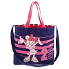 Disney Tote Bag - Minnie Mouse 28 - Pink and Blue Stripes
