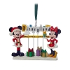 Disney Christmas Ornament - Mickey & Minnie with Disneyland Marquee