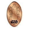 Disney Pressed Penny - Star Wars - Kylo Ren and Stormtroopers
