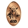 Disney Pressed Penny - Star Wars - Yoda