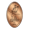 Disney Pressed Penny - Marvel Avengers - Hawkeye