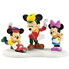 Disney Department 56 - Mickey's Merry Christmas Village- Mickey's Toys