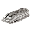 Disney Model Kit - Star Wars Metal Earth 3D Model Kit - Starspeeder 1000