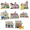 Disney Mystery Pin - Magic Kingdom Main Street - COMPLETE SET