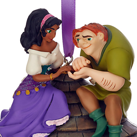 Your WDW Store - Disney Sketchbook Ornament - Quasimodo ...