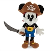 Disney Plush - Pirates of the Caribbean - Pirate Mickey Mouse -13''