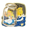 Disney Alice In Wonderland Pin - 65th Anniversary - Alice In a Bottle