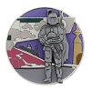 Disney Star Wars Pin - Star Wars Planets - #7 Bespin