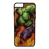 Universal Customized Phone Case - Marvel Avengers - Hulk Fire