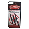 Universal Customized Phone Case - Jurassic World - Warning Electrified Fence