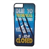 Universal Customized Phone Case - Jurassic World - Technical Difficulties
