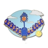 Disney Pixar Party Pin - Pixar Shorts - For the Birds