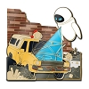Disney Pixar Party Pin - Pizza Planet Truck - Wall-E