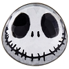 Disney Pin - Sculpted 3D Jack Skellington Face