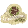 Disney Pin - Grand Floridian Mickey Silhouette
