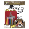 Disney Coloring Activity Set - Pirate Mickey Mouse